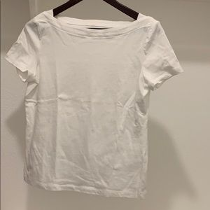 NWOT Broome Street Kate Spade boat neck T-shirt.